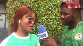La réaction de Nabou de la série Pod et Marichou après la défaite du Sénégal: «je suis triste