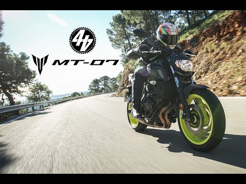 2018 Yamaha MT-07 Review