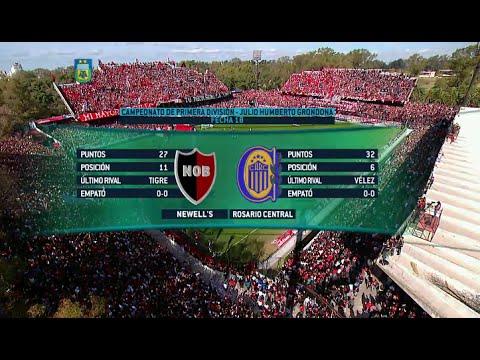 Fútbol en vivo. Tigre vs. Sarmiento. Fecha 12. Campeonato de Primera División 2016 from YouTube · Duration:  2 hours 12 minutes 47 seconds