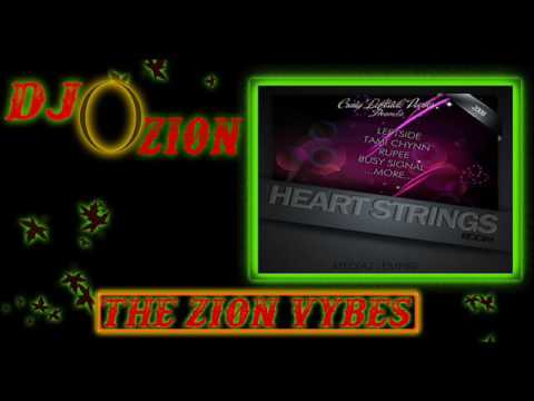 Heart StringsRiddim ✶Re-Up Promo Mix June 2017✶➤Keep Left Record By DJ O. ZION