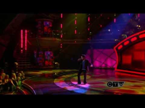 Adam Lambert- American Idol Top 9 Play that funky music (HD)