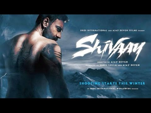 Shivaay 2016 -(Telugu) Ajay Devgan and...
