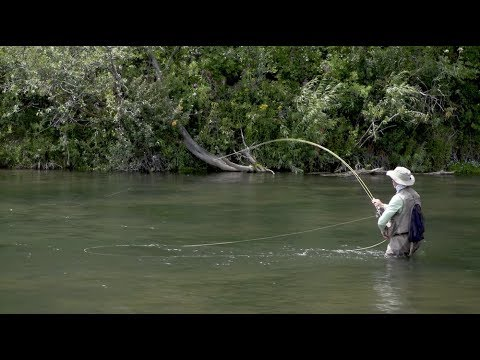 152fed65ed8bb How To Drift A Soft Hackle - Fly Fishing Video - RIO Products - YouTube
