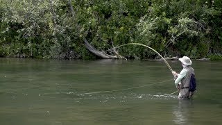 How To Drift A Soft Hackle - Fly Fishing Video - RIO Products
