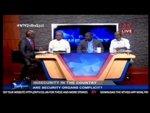 ON THE SPOT: Are security agencies complicit in crime?