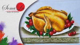 Pintura Peru de Natal