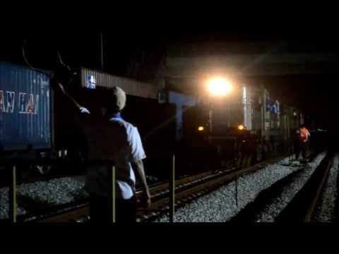 12/8/2013 Full-day Trainspotting KTM KM35 Sungai Petani Yard