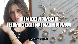 5 Jewelry Tips EVERY Girl Should Know Before Buying Pieces | Mejuri Collab