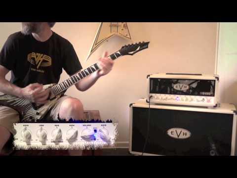 EVH 5150 Iii 50w Rock/Metal Demo