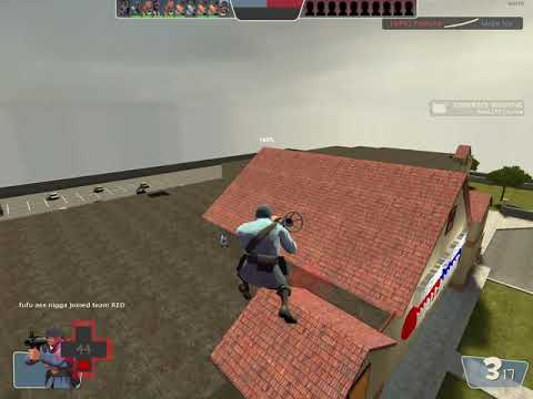 Team Fortress 2 BHOP in 33 seconds