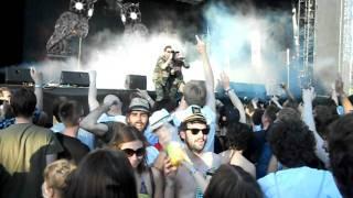 Maskinen - Alla som inte dansar LIVE @ Dans Dakar 2011