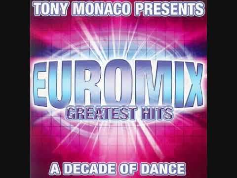 Tony Monaco Presents Euromix Greatest Hits - A Decade Of Dance CD1