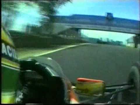 Senna vs Prost - 1991 Canadian Grand Prix