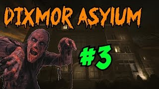 "★ MANHUNT 2: DIXMOR ASYLUM ZOMBIES [3] ★ ""THE TOUGHEST SOUL BOX"" (CoD Custom Zombies Map/Mod)"