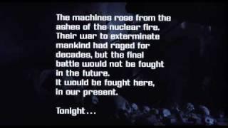 The Terminator (1984) HD Intro