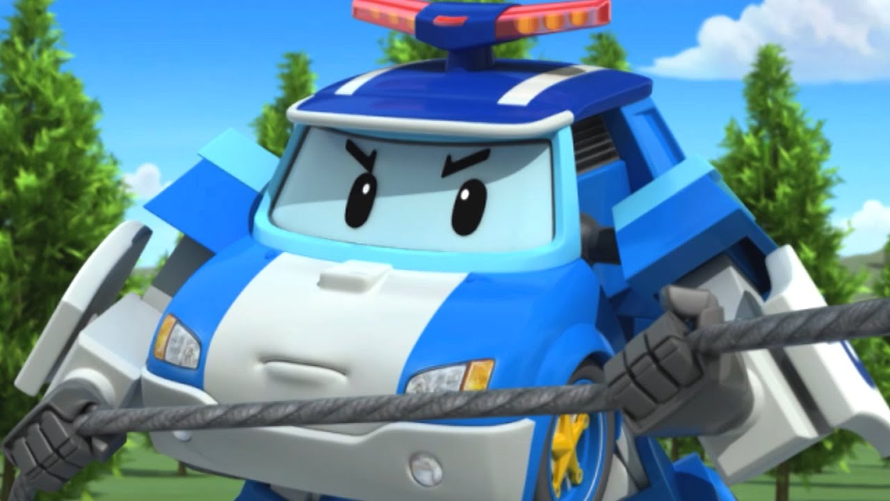 《救援小英雄珀利》 第一季 第19話·第20話 連續看重點版│救援小英雄珀利TV 廣東話