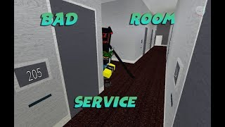 Bad Room Service? | Roblox Hotel
