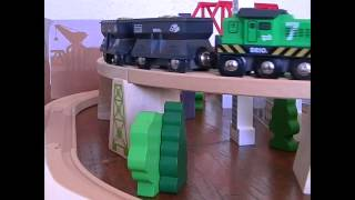 Wooden Train Set 3