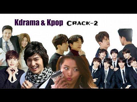 Kdrama & Kpop On Crack | Tamil- Korean Mix | Multidrama | Funny Mix