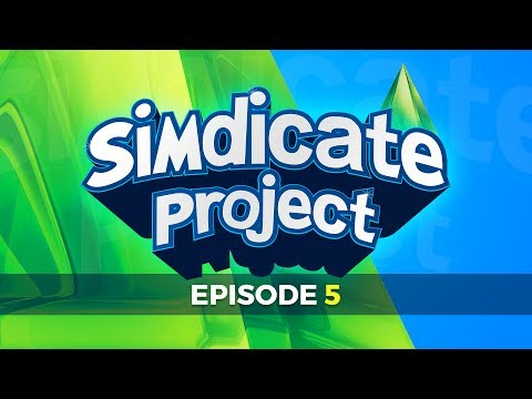 The Simdicate Project - Episode 5 - Live w/Syndicate