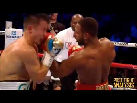 GENNADY GOLOVKIN VS KELL BROOK - KNOCKOUT!!! CRAZY WAR!! POST FIGHT REVIEW (NO FOOTAGE)