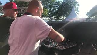 Dennis Cruz playing El Sueno during his B2B with Technasia yesterday at 18HRS Festival!