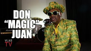 "Don ""Magic"" Juan: One of My Girls Got Shot, Went Home, Changed Wigs, Went Back to Work (Part 9)"