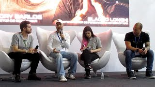 Diretor de God of War na Brasil Game Show