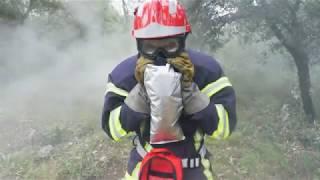 APR // ('Appareil de Protection Respiratoire) | Sapeur Pompier de l'Hérault (SDIS 34)
