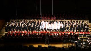 Queensland Performing Arts Choir - (camera is static in this video)...