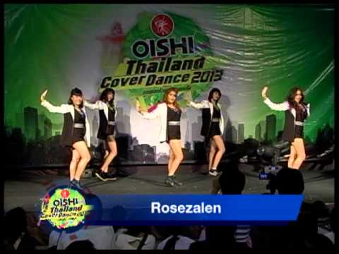 Oishi Cover Dance 2013_30 : Rosezalen