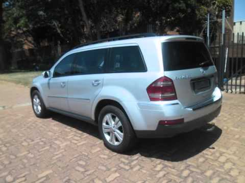 2009 Mercedes Benz Gl Class 320 Cdi 7g Tronic Auto For On Trader South Africa