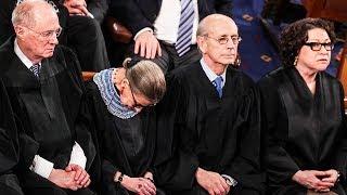 Liberal Judges Are Postponing Retirement To Prevent Republican Judicial Dominance