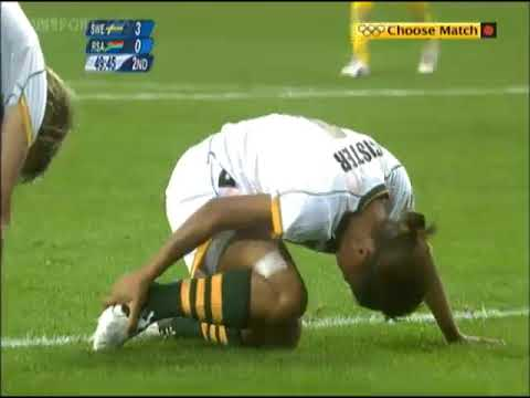 [2012-07-25] Olympic Games (Group F) // Sweden 4-1 South Africa (Second Half)