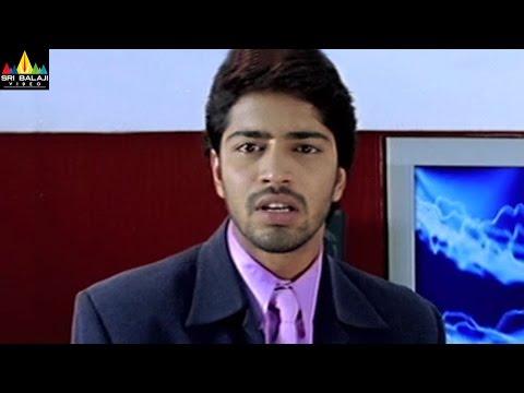 Telugu Movie Comedy Scenes | Vol - 1 | Allari Naresh Comedy Scenes Back to Back | Sri Balaji Video