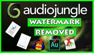 audiojungle WATERMARK REMOVER - Complete Sound Removal Tutorial