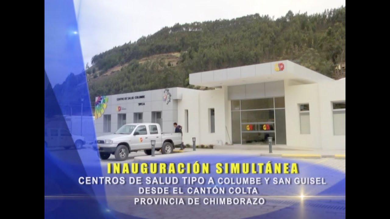 Inauguraci n del centro de salud tipo a columbe 30 07 2015 - Centro de salud aravaca ...