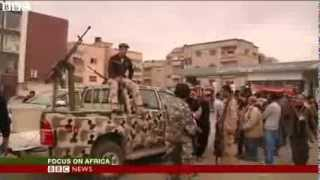 Libya Army In Benghazi Clashes With Ansar Al-Sharia