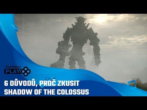 6 důvodů, proč si zahrát Shadow of the Colossus