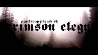 Erdenthraene - Crimson Elegy [Melodic Death/Doom]