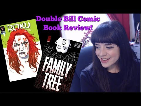 Double Bill Comic Book Review: Roku & Family Tree (Image & Valiant Comics)