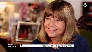 Chantal Goya, la vie en rose