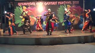 Mahishasura Mardini NavaDurga Dance Performance | Choreography by Richa