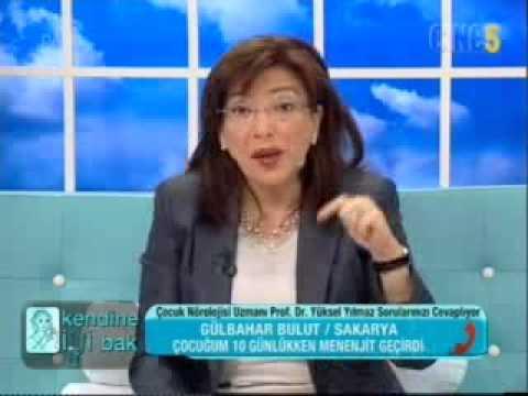 Prof. Dr. Yüksel Yılmaz - Menenjit Hastalığı Ve Tedavisi -2