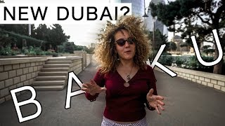 First Impressions about Azerbaijan | This is Baku