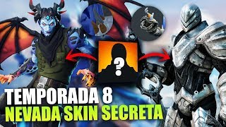 *NEW SECRETS* FINAL EVENT! SEASON 8 [THEORIES] *NEVADA* SKIN FORTNITE BATTLE ROYALE