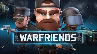 WarFriends: PvP Army Shooter - EA Chillingo Walkthrough