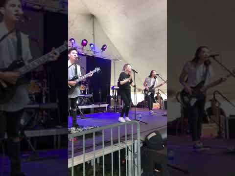 The Young Escape at Big Ticket Festival 2018