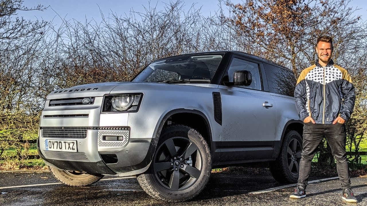 2021 LAND ROVER DEFENDER 90 - FIRST IMPRESSIONS REVIEW ...