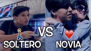 SOLTERO VS CON NOVIA | Soy Fredy